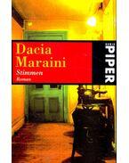 Stimmen - Maraini, Dacia