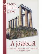 A jóslásról - Marcus Tullius Cicero