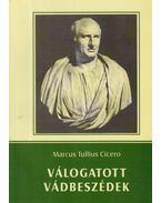 Válogatott vádbeszédek - Marcus Tullius Cicero