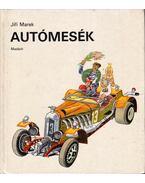 Autómesék - Marek, Jiri