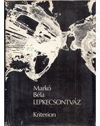 Lepkecsontváz (dedikált) - Markó Béla