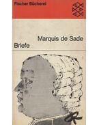 Briefe - Marquis De Sade