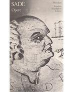 Opere - Marquis De Sade