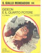 Gideon e il quarto potere - Marric,J.J.