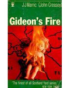 Gideon's Fire - Marric,J.J.