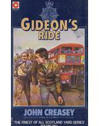 Gideon's Ride - Marric,J.J.