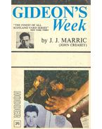 Gideon's Week - Marric,J.J.