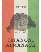 Trianoni almanach - Marschalkó Lajos