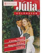 Júlia különszám 2001/4. - Marton, Sandra, Donald, Robyn, Way, Margaret