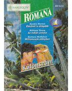 Romana különszám 1998/4. - Marton, Sandra, Young, Brittany, McMahon, Barbara