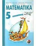 Matematika 5. évfolyam - Számadó László, Békéssy Szilvia, Fried Katalin, Korándi József, Paróczay József, Tamás Beáta