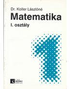 Matematika I. osztály - Koller Lászlóné