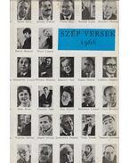 Szép versek 1966 - Mátyás Ferenc, Z. SZALAI SÁNDOR