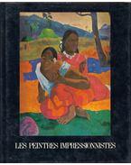 Les peintres impressionnistes - Maurice Serullaz