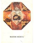 Mayer Berta