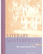 Gale Study Guides to Great Literature – Literary Masterpieces vol, 6 -  The Sound and the Fury - McHANEY, THOMAS L,