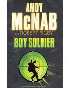 Boy Soldier - McNab, Andy