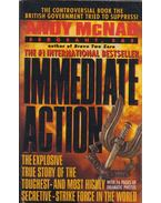 Immediate  Action - McNab, Andy