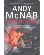 Red Notice - McNab, Andy