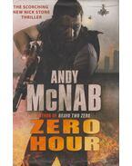 Zero Hour - McNab, Andy