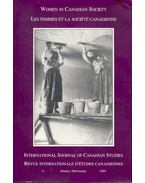 Women in Canadian Society – Les femmes et la société Canadienne - MCROBERTS, KENNETH (editor)