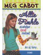 Az új lány - Meg Cabot