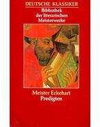 Predigten - MEISTER ECKEHART