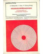 Ingenieurpädagogik - Melezinek, Adolf, I. Kiss, P. Szücs