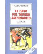 El caso del torero asesinadito - MENDO, SUSAN