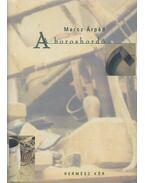 A boroshordó (Dedikált) - Mercz Árpád
