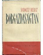 Borgazdaságtan - Mercz Árpád, Scholtz Albin