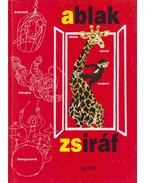 Ablak-Zsiráf - Mérei Ferenc, V. Binét Ágnes