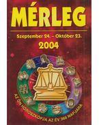 Mérleg - 2004