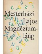 Magnéziumláng - Mesterházi Lajos