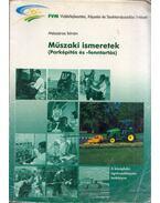 Műszaki ismeretek - Mészáros István