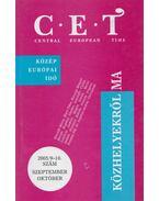 Central European Time 2005/9-10. szám - Mezei András