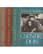 Csendes Don I-III. - Mihail Solohov