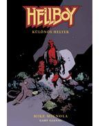Hellboy 4. - Különös helyek - Mike Mignola