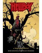 Hellboy 6. - A nagy vadászat - Mike Mignola