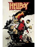 Hellboy: Rövid történetek 3. - A prágai vámpír - Mike Mignola