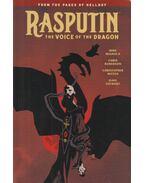 Rasputin: The Voice of the Dragon - Mike Mignola, Roberson, Chris, Christopher Mitten