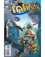Infinity Inc. 10. - Milligan, Peter, Woods, Pete