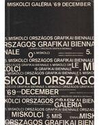 V. Miskolci Országos Grafikai Biennale - B. Supka Magdolna