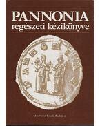 Pannonia régészeti kézikönyve - Mócsy András, Fitz Jenő