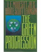 The Green Progression - MODESITT, L.E., Bruce Scott Levinson
