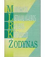 Mokomasis lietuviu  kalbos rasybos ir kirciavimo zodynas - Pranas Kniuksta, Antanas Lyberis