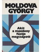 Akit a mozdony füstje megcsapott... - Moldova György