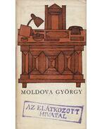 Az elátkozott hivatal (aláírt) - Moldova György