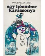 Egy hóember karácsonya - Molnár Andrea