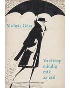 Vasárnap mindig esik az eső - Molnár Géza